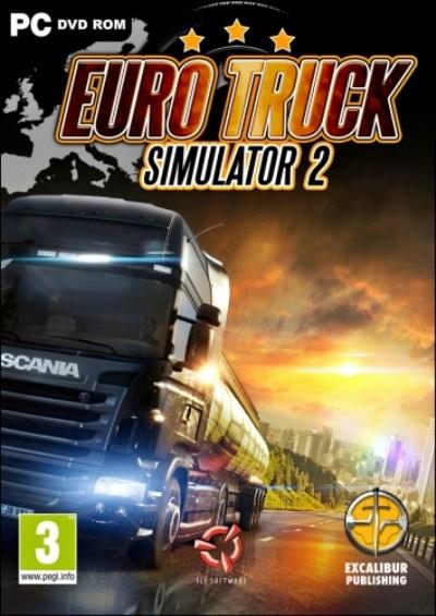 Euro Truck Simulator 2 v1.4.1s (2012) MULTI35 RePack from ProT1gR