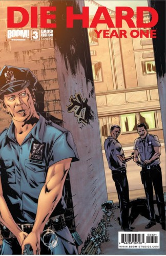 [Boom! Studios] Howard Chaykin, Ed Dukeshire - Die Hard - Year One / Крепкий орешек (8 выпусков) [2009-2010, CBR, ENG]