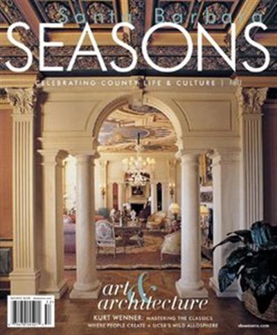 Seasons Magazine - Fall 2015