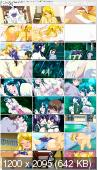 Наша госпожа изволит любить секс! / Ojou-sama wa H ga Osuki: The Animation [CEN] (2010/RUS/JAP/18+) DVDRip
