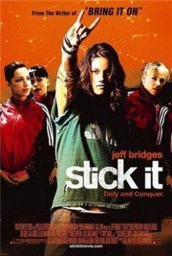 Бунтарка / Stick it (2006) WEB-DL 1080p