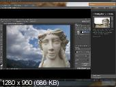 video2brain:  Creating Composites in Photoshop