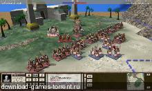 Tin Soldiers: Julius Caesar (2005/PC/Rus)