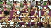 Rachel Woods - Horny hitchhiker [BoldlyGirls/CumLouder] (2012/HD/526 MB)