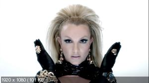Will.I.Am feat. Britney Spears - Scream & Shout (2012) HDTVRip 1080p + 720p