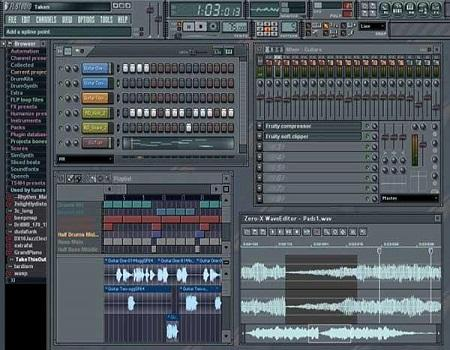FL Studio 10 Producer Edition ( v.10.0.9 Build Producer Edition )